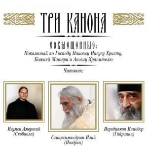 Три канона совмещённые (2012)